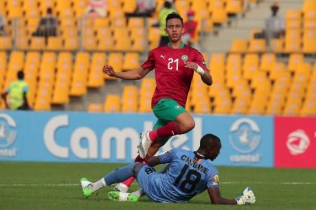 Grâce à son succès face à la Zambie, le Maroc en demies pour la 2e fois consécutive