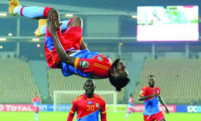 La RDC a eu beaucoup de mal à se défaire d'une équipe du Niger très coriace qui s'est battue jusqu'au bout pour se qualifier.