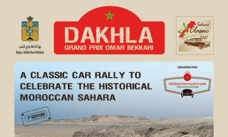 Les passionnés des véhicules anciens célèbrent la marocanité du Sahara