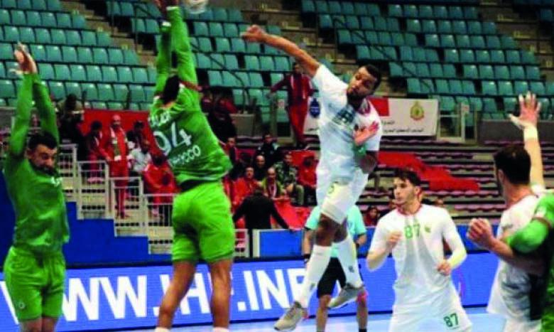 Lors de la dernière CAN de handball, en janvier dernier, le Maroc avait perdu par 30 à 33 face à l'Algérie.