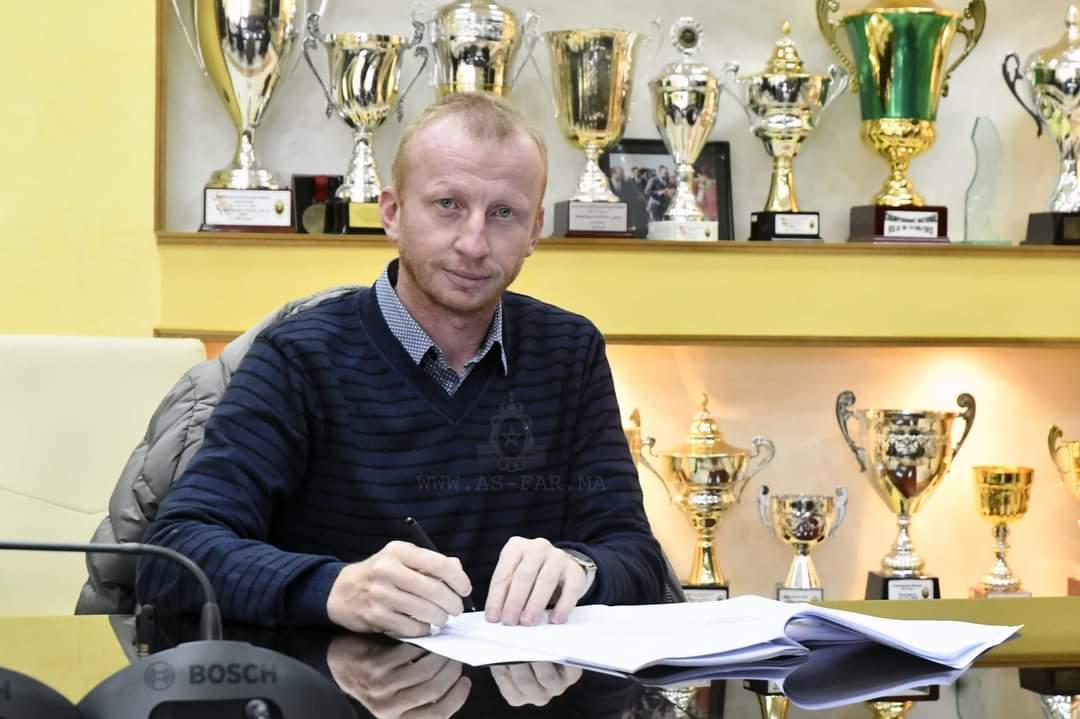 AS FAR: Un entraîneur belge pour succéder à Abderrahim Talib