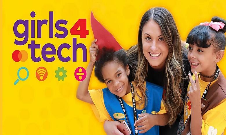 Mastercard lance le programme Girls4Tech au Maroc