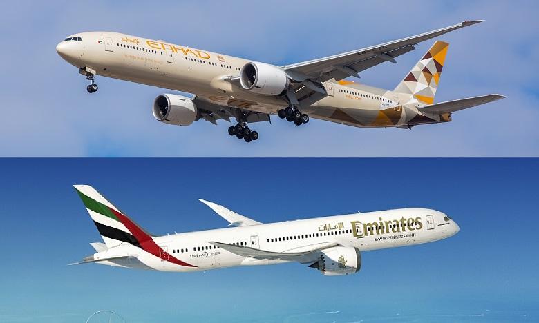 """Transport aérien: Emirates et Etihad testent un passeport numérique """"Covid-19"""""""