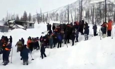 Russie : Une avalanche fait trois morts dans l'Arctique