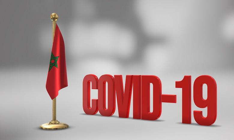 Covid-19: la courbe épidémique poursuit sa décélération au Maroc
