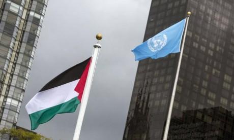 L'ONU disposée à aider les Palestiniens à tenir les élections prévues cette année