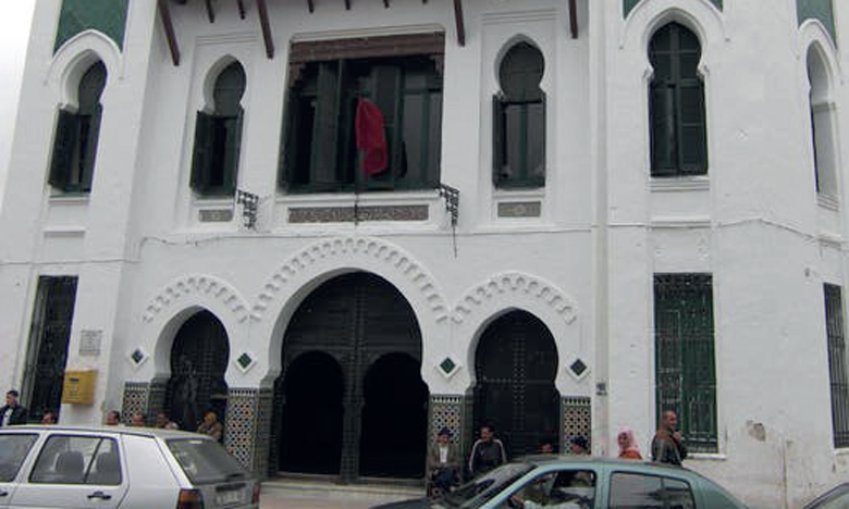 L'Ecole des arts et métiers de Tétouan.