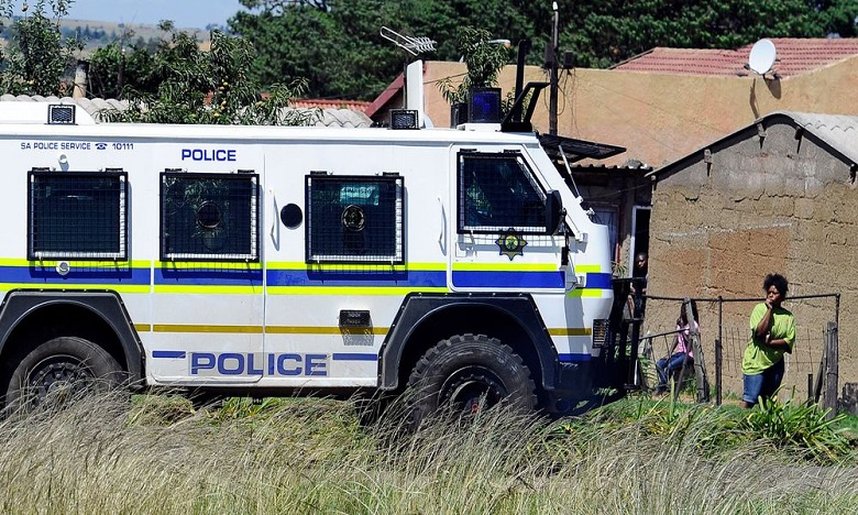 Afrique du Sud : Un mort et deux blessés lors d'une fusillade dans un bureau de poste