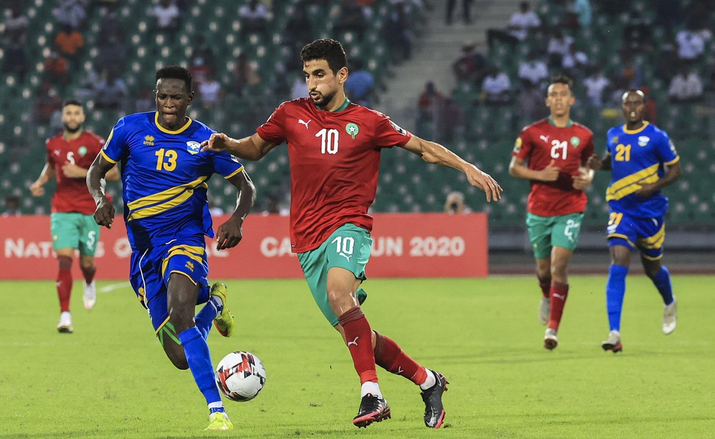 CHAN : le Maroc et le Rwanda font match nul
