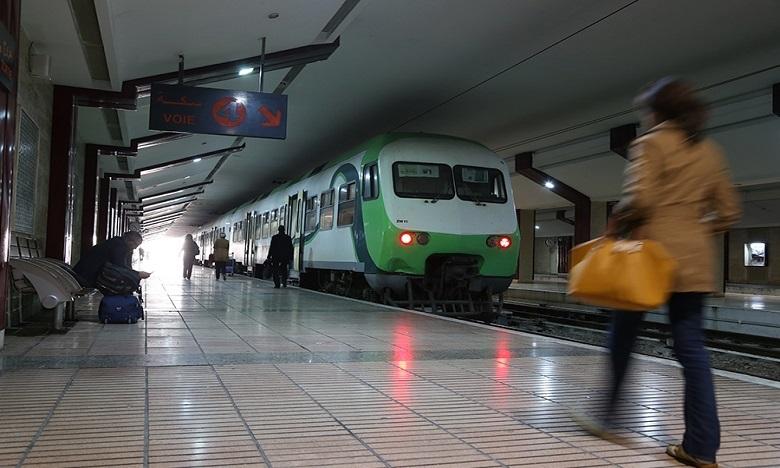 ONCF: Du changement dans le programme de circulation sur l'axe Casa Port/Aéroport Mohammed V