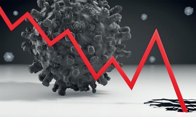 En termes d'impact, les maladies infectieuses caracolent en tête des risques les plus élevés de la prochaine décennie.