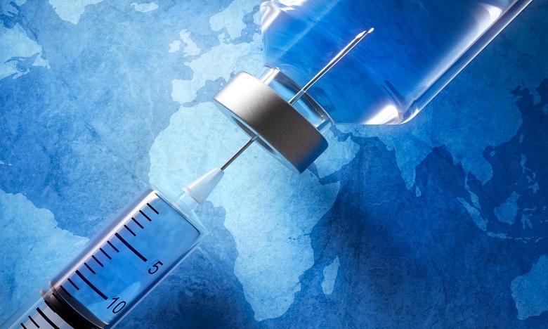 Covid-19: l'Union africaine obtient 270 millions de vaccins pour le continent