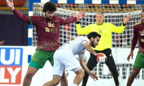 Mondial de handball : le Maroc s'incline face au Portugal