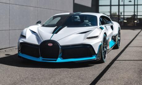 Avec la Divo, limitée à seulement 40 véhicules, Bugatti a signé un chef-d'œuvre de l'automobile hautement personnalisé.