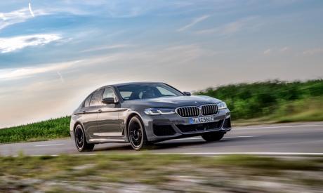 THE 5 : Lancement de la nouvelle BMW Série 5