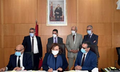 L'ONMD signe deux conventions-cadres avec les universités de Rabat et Casablanca