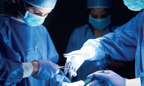 Campagne d'interventions chirurgicales viscérales  et orthopédiques