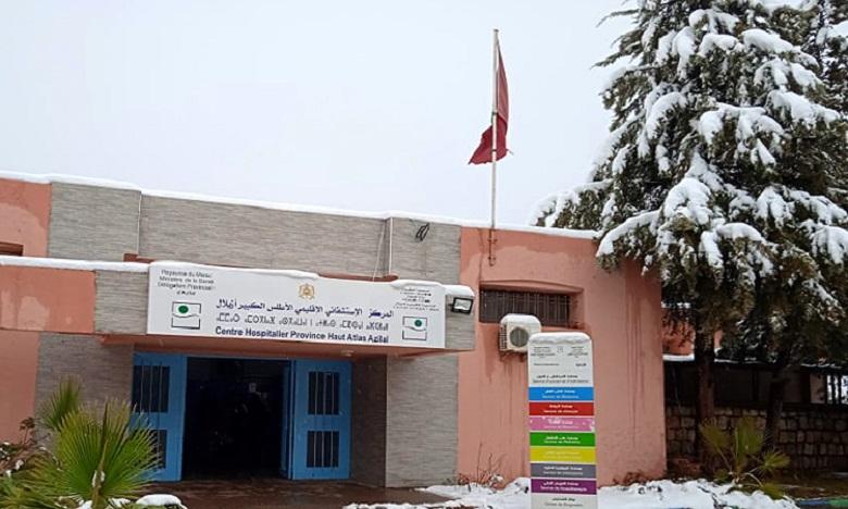 Azilal: campagne médicale mobile au profit des habitants de la commune d'Ait Abbas