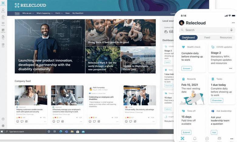 Microsoft Corp. révolutionne le monde de l'entreprise
