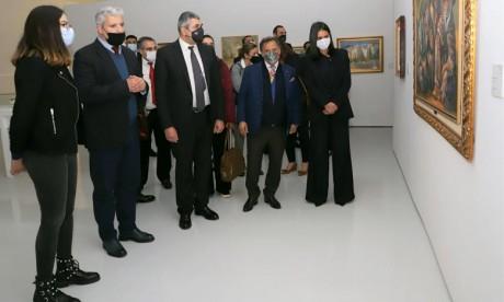 Tourisme: Le Secrétaire général de l'OMT visite le Musée Mohammed VI