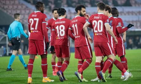 Covid-19:  Liverpool interdit d'entrée en Allemagne pour le match contre Leipzig