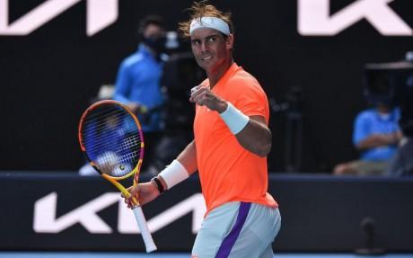 """Open d'Australie: """"Il faut protéger les joueurs"""" face à la pandémie, estime Nadal"""
