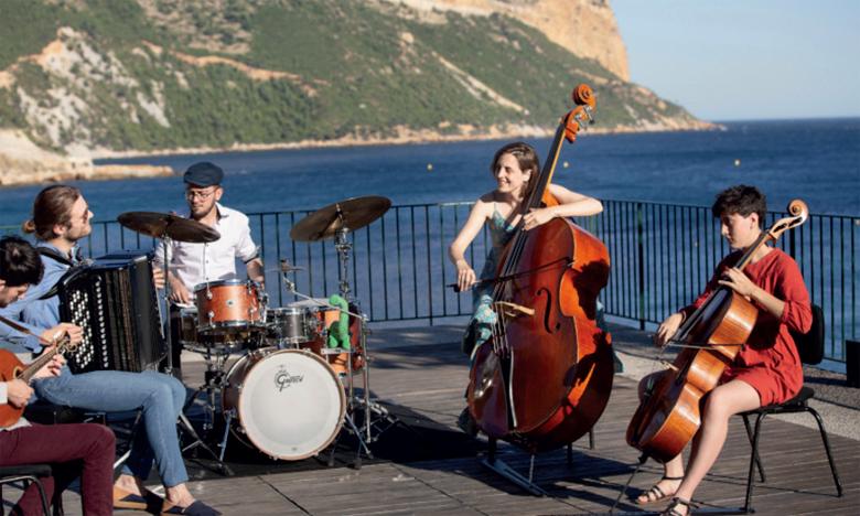 L'Orchestre des Jeunes de la Méditerranée au Festival d'Aix-en-Provence.        Ph. DR