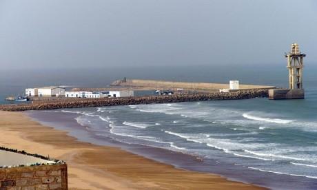 Sidi Ifni contribue à hauteur de 2,5 pc au chiffre d'affaires des ports du Royaume