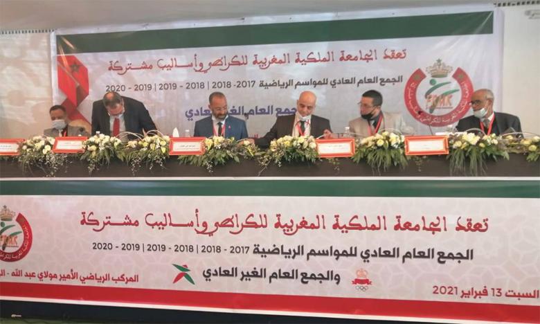Élu pour un nouveau mandat, Mohamed Mouktabil aura la tâche d'élargir le nombre de pratiquants et d'assurer une belle prestation des karatékas marocains aux JO.
