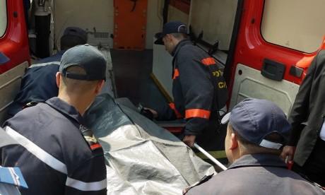Un grave accident sur l'autoroute Casa-Marrakech fait un mort et 35 blessés