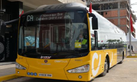 Le quartier Victoria à Bouskoura est désormais desservi par deux lignes de bus