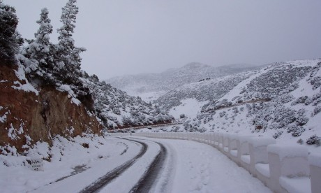 Alerte météo: Fortes averses orageuses et des chutes de neige du samedi au lundi
