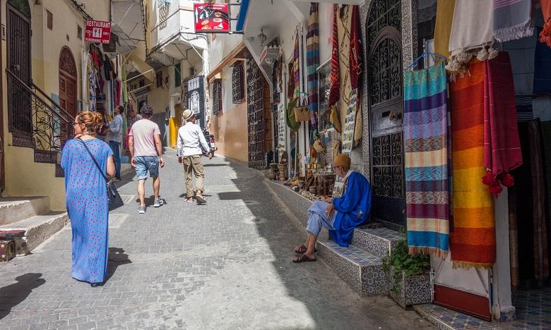 Les recettes touristiques chutent de 53,8% en 2020