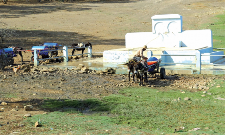 «Résilience rurale»,  un programme ambitieux dans le domaine de l'eau