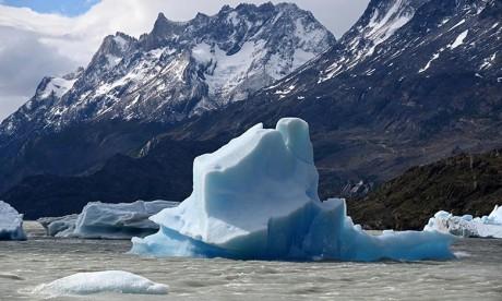 Un immense iceberg se détache de l'Antarctique