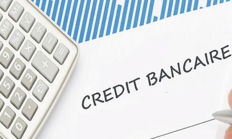 Le crédit bancaire boucle 2020  sur une croissance de 4,5%