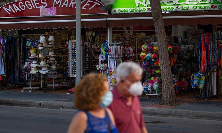 L'objectif serait de retrouver la normalité et relancer le secteur touristique sans augmenter le risque sanitaire. Ph :  AFP