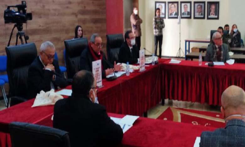 Conférence internationale sur l'inclusion et l'insertion des étudiants en situation de handicap