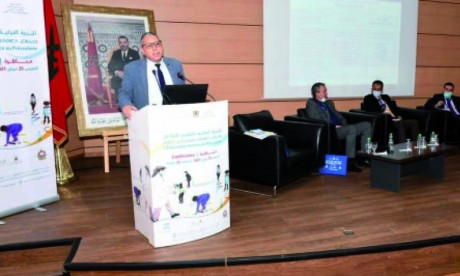 L'éducation psychomotrice dans le préscolaire au menu d'un colloque à Rabat