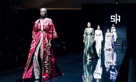 L'Oriental Fashion Show de la Marocaine Hind Joudar récidive en mode virtuel pour résister aux aléas de la pandémie