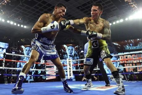 Boxe : Oscar Valdez remporte la ceinture WBC des super-plumes  à Las Vegas