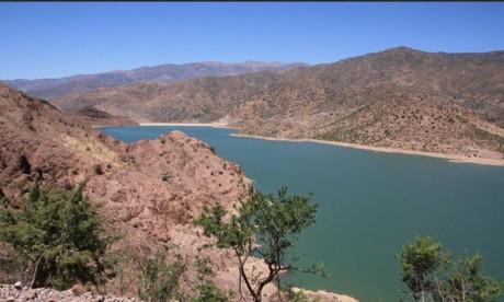 Souss-Massa : Les retenues des barrages dépassent 242 millions de m3