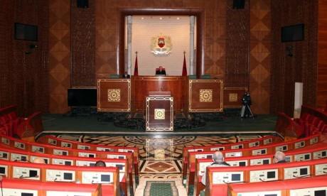 Session d'octobre 2020-2021  :  La 2e Chambre adopte 37 textes législatifs