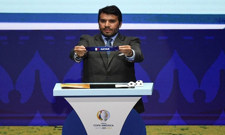 Le Qatar et l'Australie renoncent à participer à la Copa America 2021