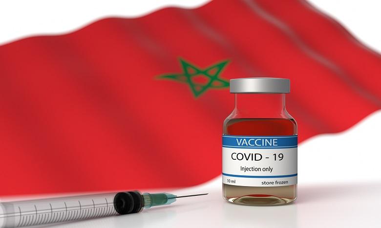 Covid-19/Maroc: Plus de 2,5 millions de personnes ont reçu au moins une dose de vaccin