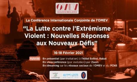 L'OMEV tient sa conférence annuelle sur la lutte contre l'extrémisme violent du 16 au 18 février à Rabat