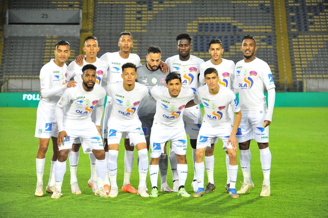 Botola Inwi D1 : Le Raja fait le job face à l'Ittihad de Tanger et conforte sa 2e place