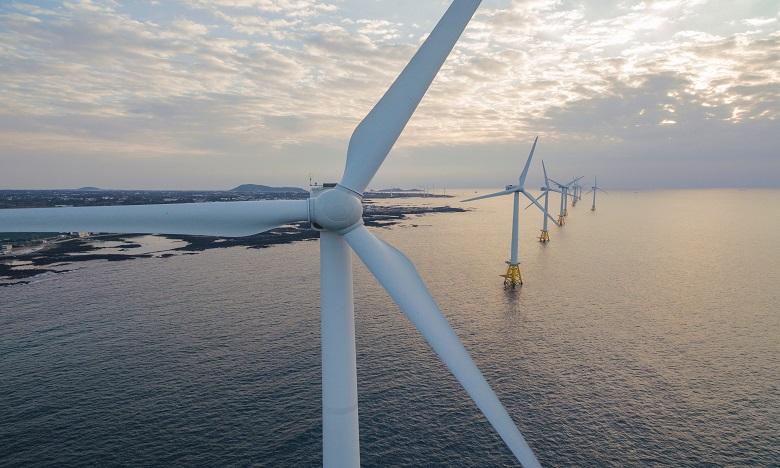 Séoul va construire le plus grand parc éolien offshore au monde