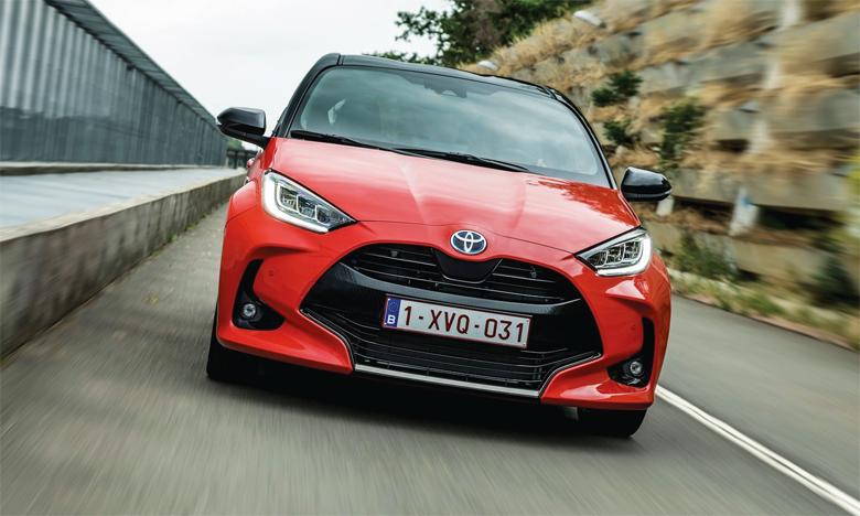 La plateforme GA-B a permis aux designers de concevoir une voiture avec une identité affirmée et une allure dynamique et attrayante.