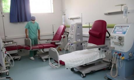 L'hôpital Ibn Baja de Taza renforce son infrastructure